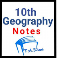 10th Geography Notes (Social Science)
