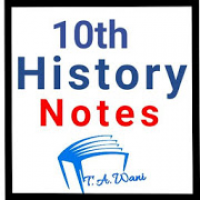 10th History Notes (Social Science)