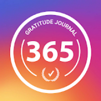 365 Gratitude: Journal, Self-Care Community