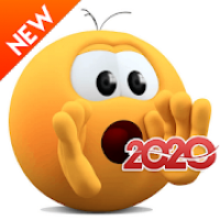 3d Stickers - New Stickers for Whatsapp 2020