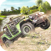 4x4 Off Road Rally: jeep Offroad Driver Simulator