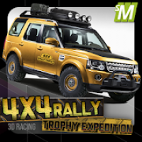 4x4 Rally Trophy Expedition Sandbox Open World