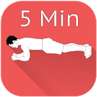 5 Min Plank Workout - Fat Burning, Weight Loss
