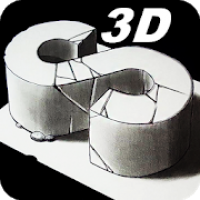 501+ 3D pencil drawings and learn to draw