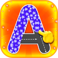 ABC Alphabets & Numbers Tracing