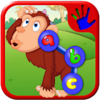 ABC Zoo Animal Connect Dots