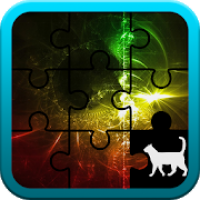Abstract Jigsaw Puzzle