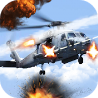 Air Battle Gunship Strike 3D