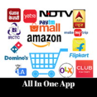 All In One - Shopping, Social, News, Travel App