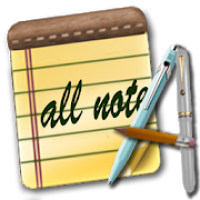 All Note - rich editor,photo,drawing,list and more