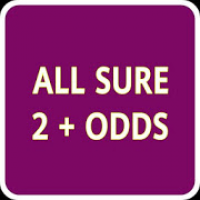 ALL SURE 2+ ODDS BETTING TIPS