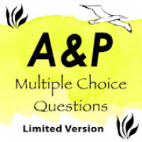Anatomy & Physiology Multiple Choice Questions LTD