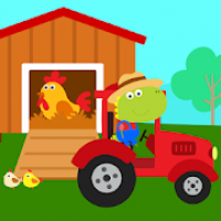 Animal Town - Baby Farm Games for Kids & Toddlers