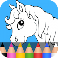 Animals for Kids: Coloring Pages, Animal Care