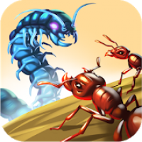 Ant Life War Survival Simulator