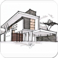 Architecture House Drawing