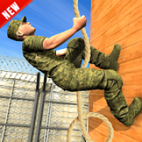 Army Training 3D: Obstacle Course + Shooting Range