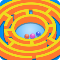 Ball Maze | Best Puzzle Game (Rotate Balls)