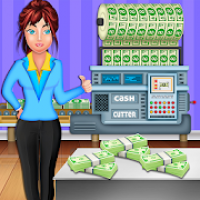 Bank Paper Money Factory: Currency Note Maker Game