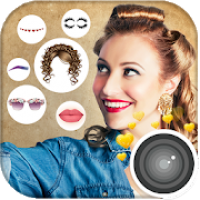 Beauty Editor : Face Makeover & Selfie Filter