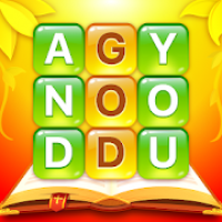 Bible Word Heaps - Connect the Stack Word Game