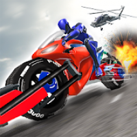 Bike Attack Crazy Stunt Rider – Moto Racing 2020