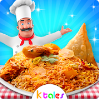Biryani Recipes and Cooking Game - Learn To Make