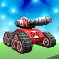 Block Tank Battle 3D