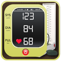 Blood Pressure Diary BP : Average Records History