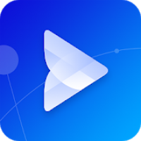 Blue MX Player Pro - HD Video Player All Format