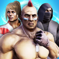 Bodybuilder Fighting Champion: Real Fight Games