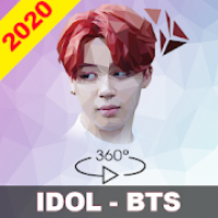 BTS Sphere: Kpop Poly sphere Puzzle Art Game 2019!