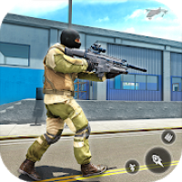 Call for critical duty strike : Free shooting game