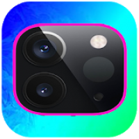 Camera for iphone 12 pro max os 13 hd