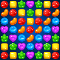 Candy Friends : Match 3 Puzzle