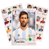 Cards & Board - World Cup Bingo