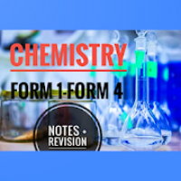 Chemistry form 1-form 4 notes+ Revision kit
