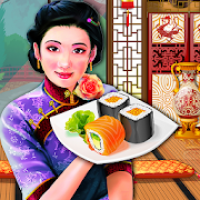 Chinese Food Kitchen: Home Noodles Maker Game