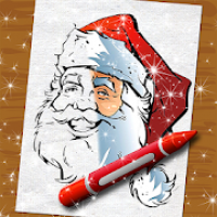 Christmas Coloring Pages 🎅 Colouring Books App