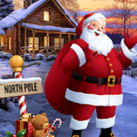Christmas Santa Crazy Kart Gift Delivery Game 2020