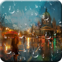 City Rain Live Wallpaper PRO