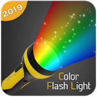 Color flash light : Torch LED Light