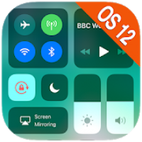 Control center style OS 12 & notification