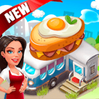 Cooking Zone 🍔🍟 Chef kitchen cooking games 2020