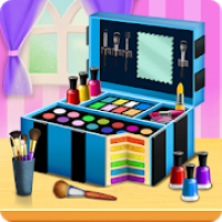 Cosmetic Box Cake Maker: Craze & Cooking Games