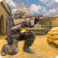 Counter Shooting Attack: Real Commando Shoot Game