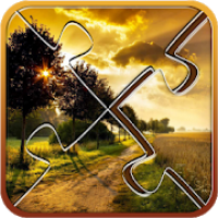 Countryside Jigsaw Puzzle Game