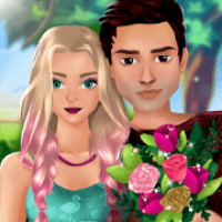 Couple Dress Up Games - First Crush