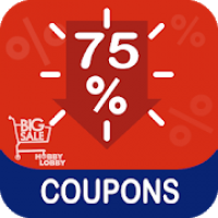Coupons For Hobby - Promo Code & voucher 101%