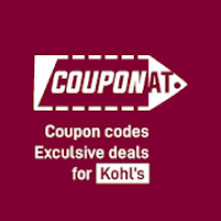 Coupons for Kohls, promo codes by Couponat